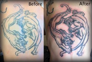 Tattoo Facelift by LeelaB