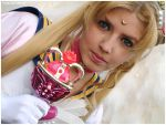 Eternal Sailor Moon Cosplay by palchan