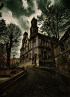 Home Sweet Home. by DarkArtists-Inc