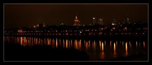 Warsaw By Night by faithslayer