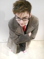 trust me. 10th doctor cosplay by ronovachan