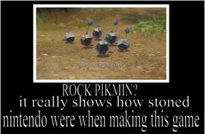 rock pikmin really by batman0889