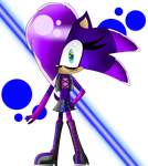 Shanda the Hedgehog(Anti Sonia)2/2 by 1XxAcexX1