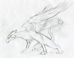 Griffin by aquatic4l