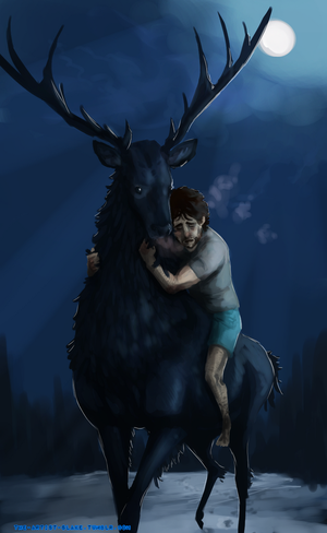 Hannibal - Frelser by looklooklookitabook