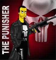 The Punisher by orl-graphics