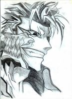 Grimmjow by PurpleOhana