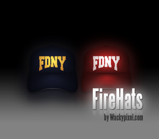 Fire Hats by wackypixel