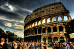 Colosseum HDR by rorymac666