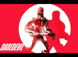DareDevil- Red Handed by jdcunard