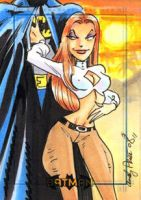 Talia Al Ghul by andypriceart