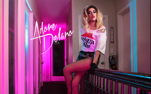 Adore Delano Wallpaper by LittleMonsterLovatic