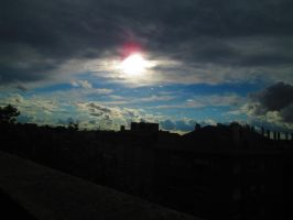 the sun would blind by AnnarXy