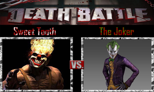 Sweet Tooth vs The Joker by SonicPal