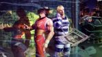 Guy and Cody Prologue in Street Fighter x Tekken by GuyBushin