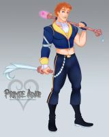 KH Prince Adam by SimonPovey