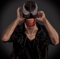 The Bloody Beetroots by IrQQ