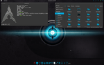 Arch Linux Gnome Shell by CraazyT