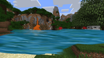 Paint Over Minecraft Water by TTSnim
