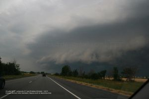 Supercell july 23rd 2012 Ontario by CaroRichard