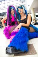 Japan Expo Paris 2014 - Cyber Goth 03 by JonathDer