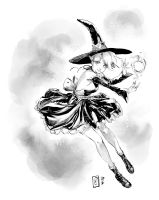Witchy by Smolb