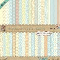 Free Doodle Patterns by starsunflowerstudio