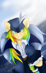 Captain Lilly Cheese:art Trade by LiiflessWolf