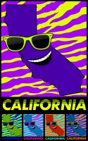 The State of California by montia
