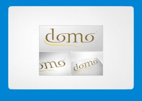 DOMO logo by nassimh