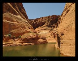 Lake Powell by Crooty