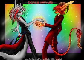 Dance with Life by Kayju7