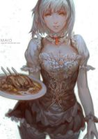 Maid by Cushart
