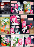 Pinkie Quinn Origins Page 3 (1 and 2) by BlackBeWhite2k7