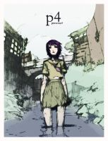 P4 first cover by KillingTheName