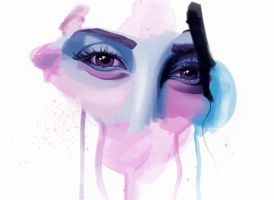 agnes cecile inspired by ChestyMcGee