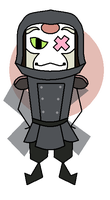 Timmy as Amon by IceKirby64