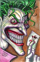 Joker 1-21-2014 by myconius