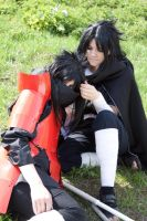 Cosplay Izuna Madara Uchiha231 by NakagoinKuto