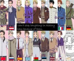 Hetalia confessions #6- laughing in class by Ri-Chan-and-Oka-Chan