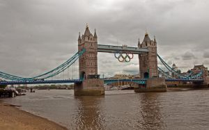 Tower Bridge by DanielleMiner