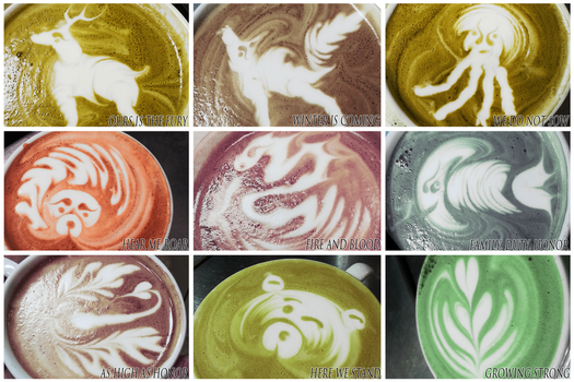 Game of Highly Caffeinated Thrones 2 by SteamFist