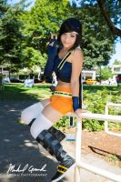 Yuffie the Materia Thief by GroahPhoto