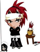 Renji Red Pineaple by LessienLossehelin