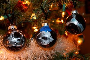 Fifty Shades Ornaments by PushyGirlTorella
