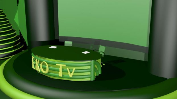 EkoTV Studio #1 by pproky