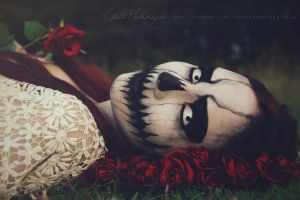 Roses of death by Estelle-Photographie