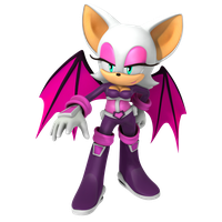 Rouge the Bat Heroes Outfit by Nibroc-Rock
