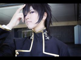 Code Geass - Royal Prince by g-Kie
