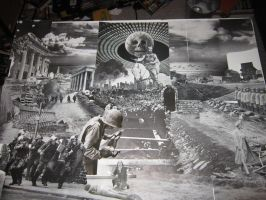 WARSCAPE 2 collage in progess by PancreasSupervisor